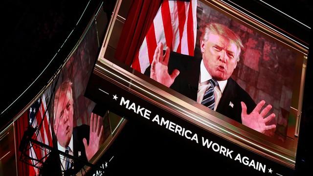 Trump zapowiada złagodzenie swojego stanowiska w niektórych sprawach