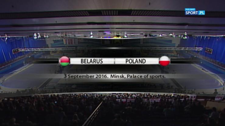 Białoruś - Polska 79:97. Skrót meczu