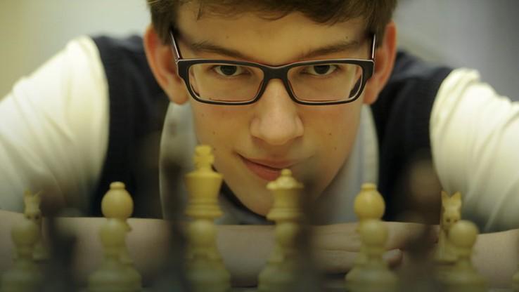 Duda pokonał stu szachistów przed meczem Orlando Magic