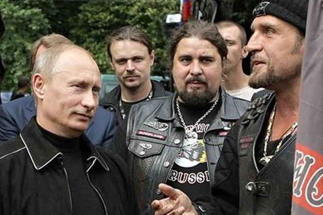 Nocne Wilki wyruszyły z Moskwy do Berlina