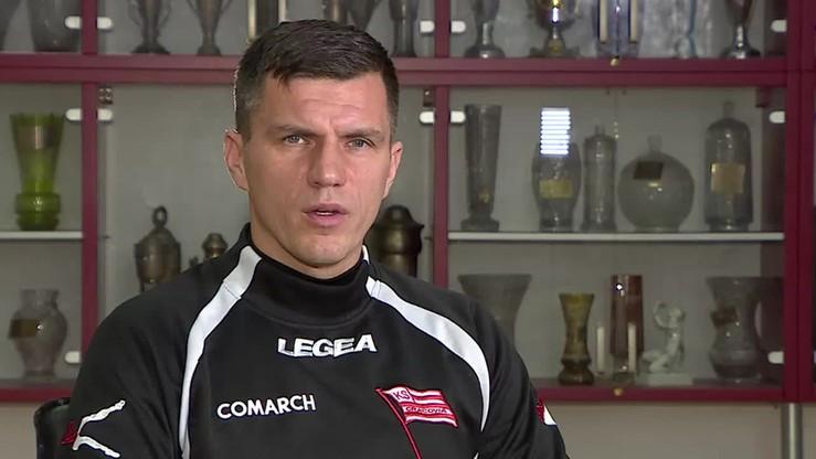 Trener Cracovii przed PP: W Stargardzie czeka nas ciężka przeprawa