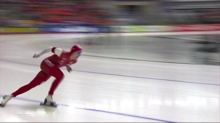 Niezły start Polaków na MŚ. Mistrz na kolanach