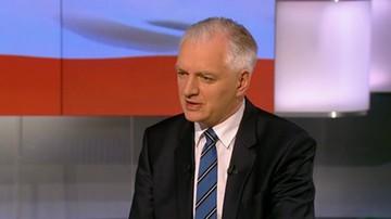 Gowin: PiS formalnie nie wskazał jeszcze kandydata na premiera