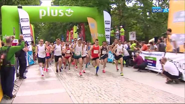 W biegu imienia Piotra Nurowskiego wzięło udział prawie 900 osób