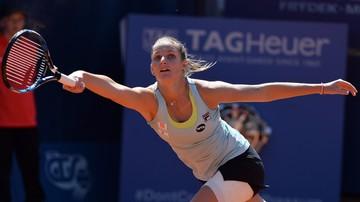 2016-06-12 Turniej WTA w Nottingham: Triumf Karoliny Pliskovej