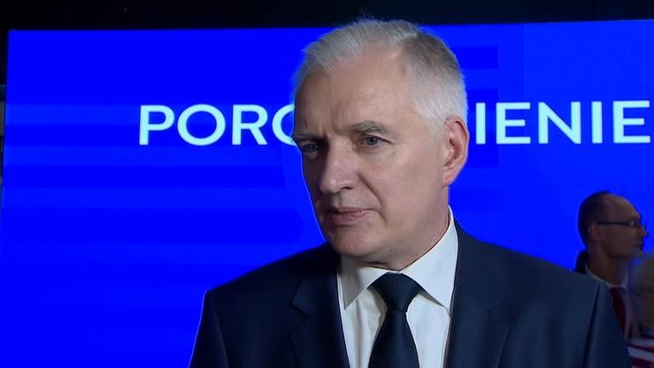 Gowin: po propozycji premier Szydło rozważamy nowy podział na ministerstwa