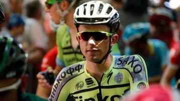 2017-07-12 Tour de France: Majka wrócił do domu
