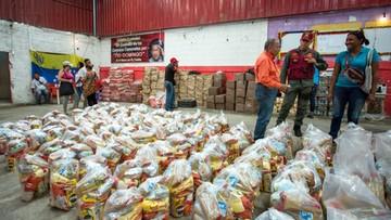 Wniosek do ONZ o stworzenie programu pomocy żywnościowej dla Wenezueli