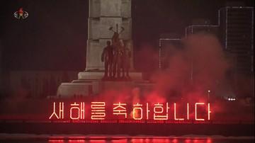 Nowy Rok w Korei Północnej