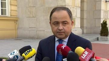 """26-06-2017 08:52 """"Skłonność D. Tuska do wypowiadania się w sprawach krajowych jest niepokojąca"""" - wiceszef MSZ o Szefie Rady Europejskiej"""