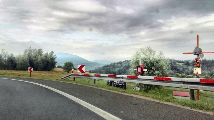 """Zakopianka: koniec wyścigów motocyklowych na """"patelniach"""" w Chabówce"""
