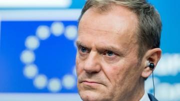 """13-03-2017 12:22 Tusk wezwany jako świadek do prokuratury. Nie stawi się """"ze względu na obowiązki"""""""