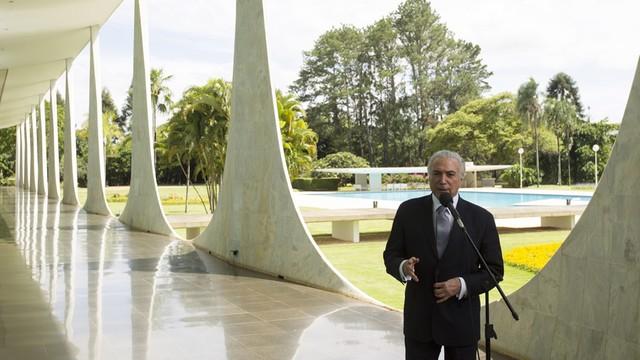 Brazylia: kolejny prezydent zamieszany w afery - też nie chce ustąpić