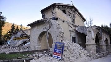 """27-10-2016 18:30 """"Sytuacja jest dramatyczna"""". Nowy bilans poszkodowanych po trzęsieniu ziemi we Włoszech"""