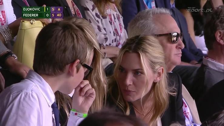 Zgaduj zgadula: Co to za gwiazdy na trybunach Wimbledonu