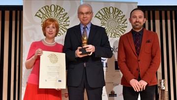 10-04-2016 20:17 POLIN najlepszym muzeum w Europie