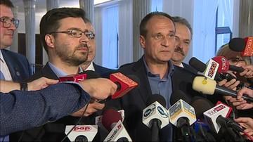 Kukiz o oświadczeniu prezydenta