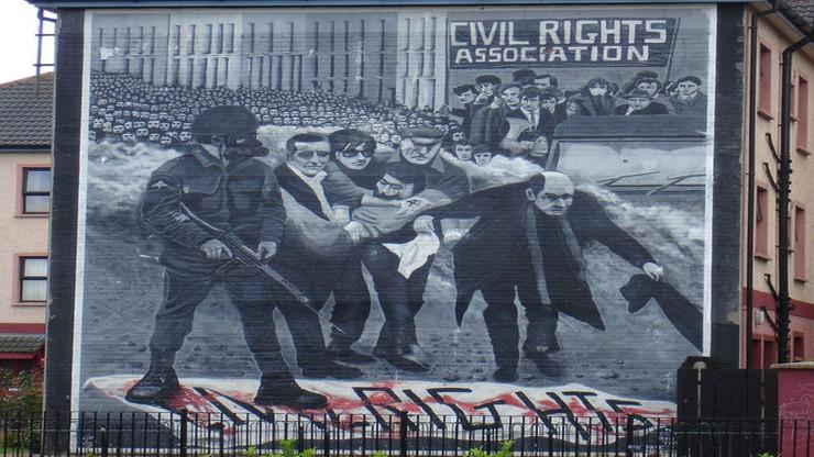 Sprawiedliwość po 43 latach. Brytyjski żołnierz zatrzymany za strzelanie do Irlandczyków