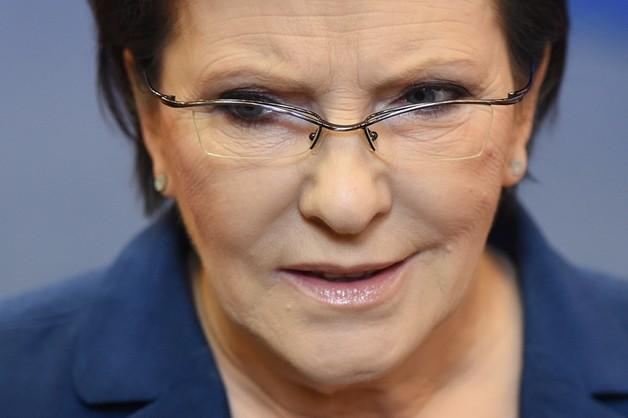 Sejm pozywa Super Express za wypasione biesiady Ewy Kopacz