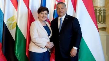 20-07-2017 18:16 Szef węgierskiego MSZ: Węgry są solidarne z Polską