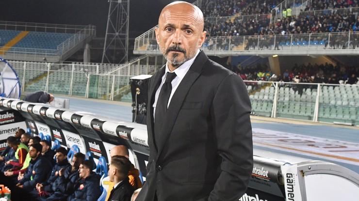 Szokująca decyzja we Włoszech, Spalletti odszedł z AS Roma!