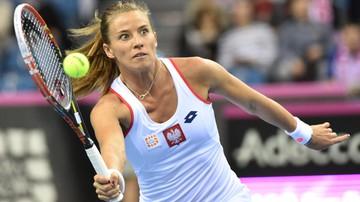 2016-07-21 WTA Bastad: Rosolska w drugiej rundzie debla