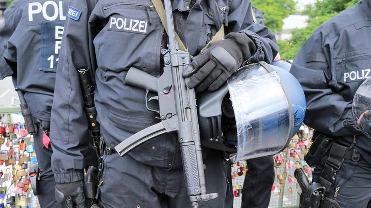 Napastowanie seksualne i ataki na policję podczas festiwalu w Niemczech