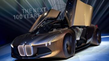 09-03-2016 09:17 Kosmiczne technologie, kosmiczny wygląd. Wizja samochodu przyszłości wg BMW