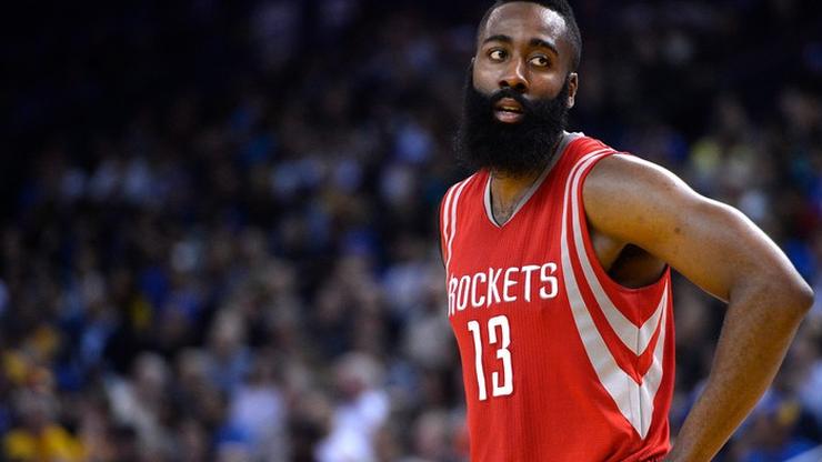 NBA: Rockets lepsi od Spurs, popis Hardena