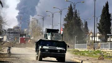 12-03-2017 20:32 Wszystkie drogi do Mosulu odcięte, ISIS w pułapce