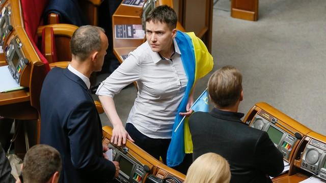 Sawczenko zapowiada walkę o rodaków więzionych w Rosji