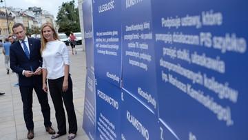 """12-08-2016 15:42 """"Jarosław Kaczyński jest uzurpatorem"""". Nowoczesna zapowiada wniosek do prokuratury"""