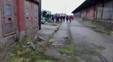 24-01-2016 10:31 Francja: imigranci wdarli się na prom do Wielkiej Brytanii