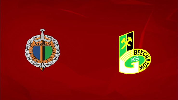 2015-08-24 Chrobry Głogów - GKS Bełchatów 1:2. Skrót meczu
