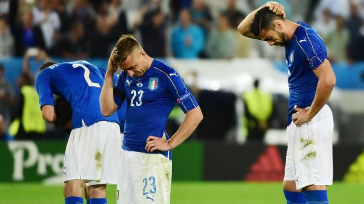Niemieckie media: Finito, ciao Italia!