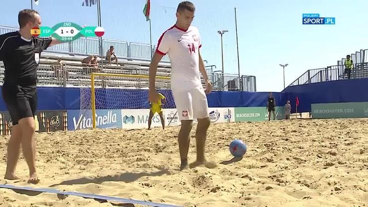 Hiszpania - Polska 8:5. Skrót meczu