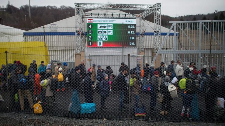 Austria wprowadza limity dzienne wpuszczanych migrantów