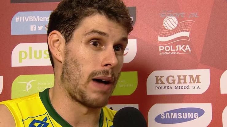 Bruno: Przegraliśmy seta przez złą taktykę