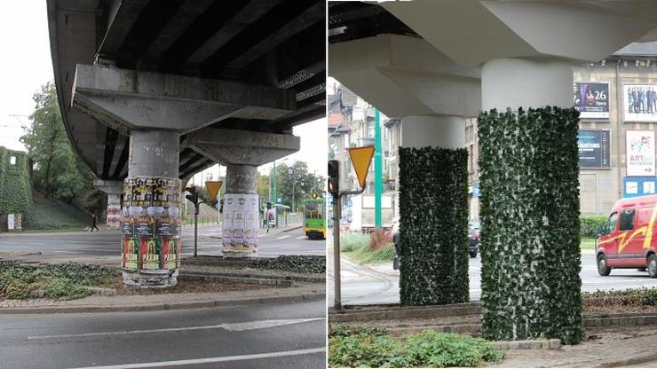 Poznań znalazł sposób na nielegalne plakaty w mieście