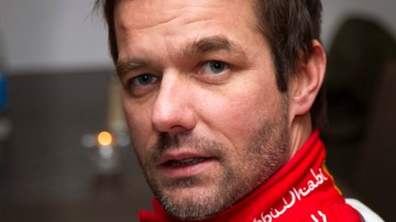 2015-11-19 Rajd Dakar: Sebastien Loeb w ekipie Peugeota