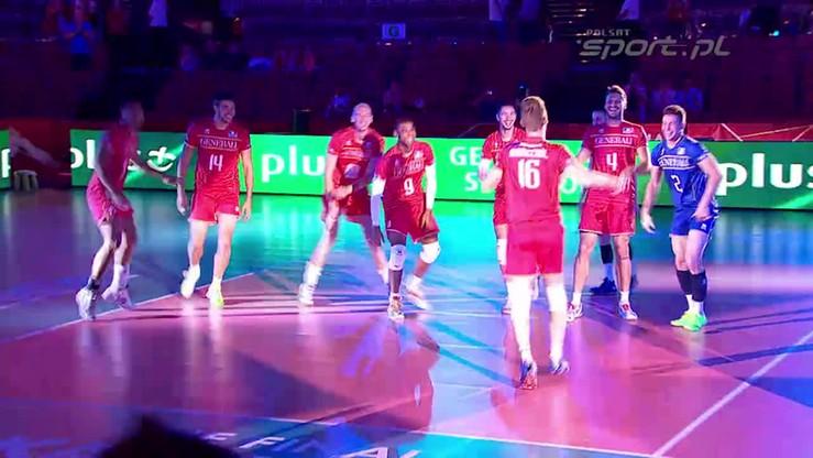 Francuskie show przed spotkaniem o trzecie miejsce