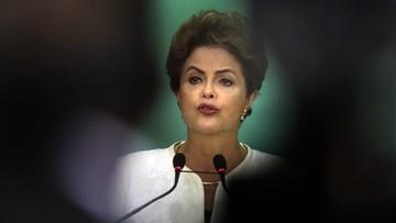 03-12-2015 05:37 Procedura impeachmentu wobec prezydent Brazylii