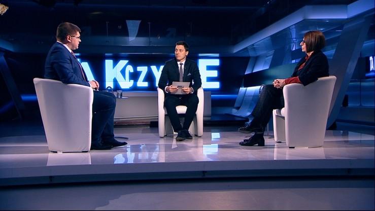 """Czy Sejm powinien zostać rozwiązany? - wyniki sondy programu """"Tak czy Nie"""""""