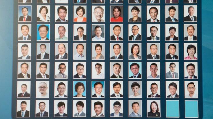 Sąd w Hongkongu: przysięga była nieważna, deputowani nie obejmą mandatów