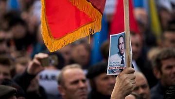 21-01-2017 19:30 Kosowo: 4 tys. ludzi żądało uwolnienia byłego premiera Haradinaja