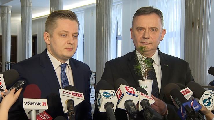 PSL: nominujemy marszałka Sejmu Marka Kuchcińskiego do akcji #DrzewoDlaPolski