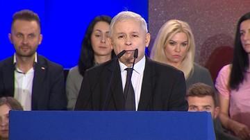Kaczyński: musimy zbudować sprawne, silne państwo, to długa droga