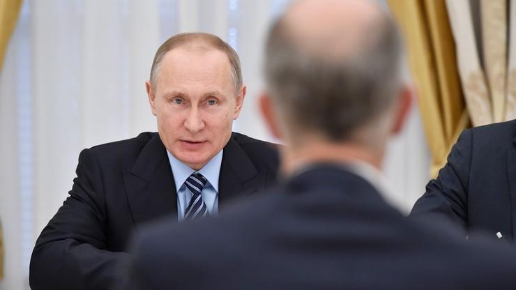 Putin: Nord Stream 2 nie jest wymierzony przeciwko żadnemu krajowi