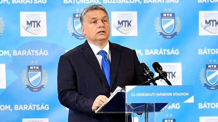 Orban: przyjazd prezydenta Dudy w rocznicę powstania 1956 r. to dla nas zaszczyt