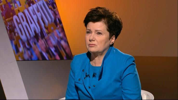 Gronkiewicz-Waltz: wydaje mi się, że to, co wyniesiono z domu Kiszczaka, to fałszywki